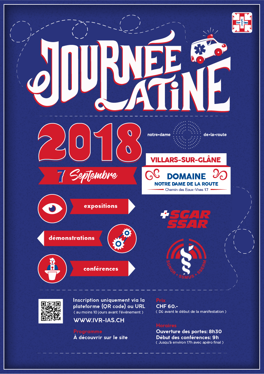 Rencontre latine 2018